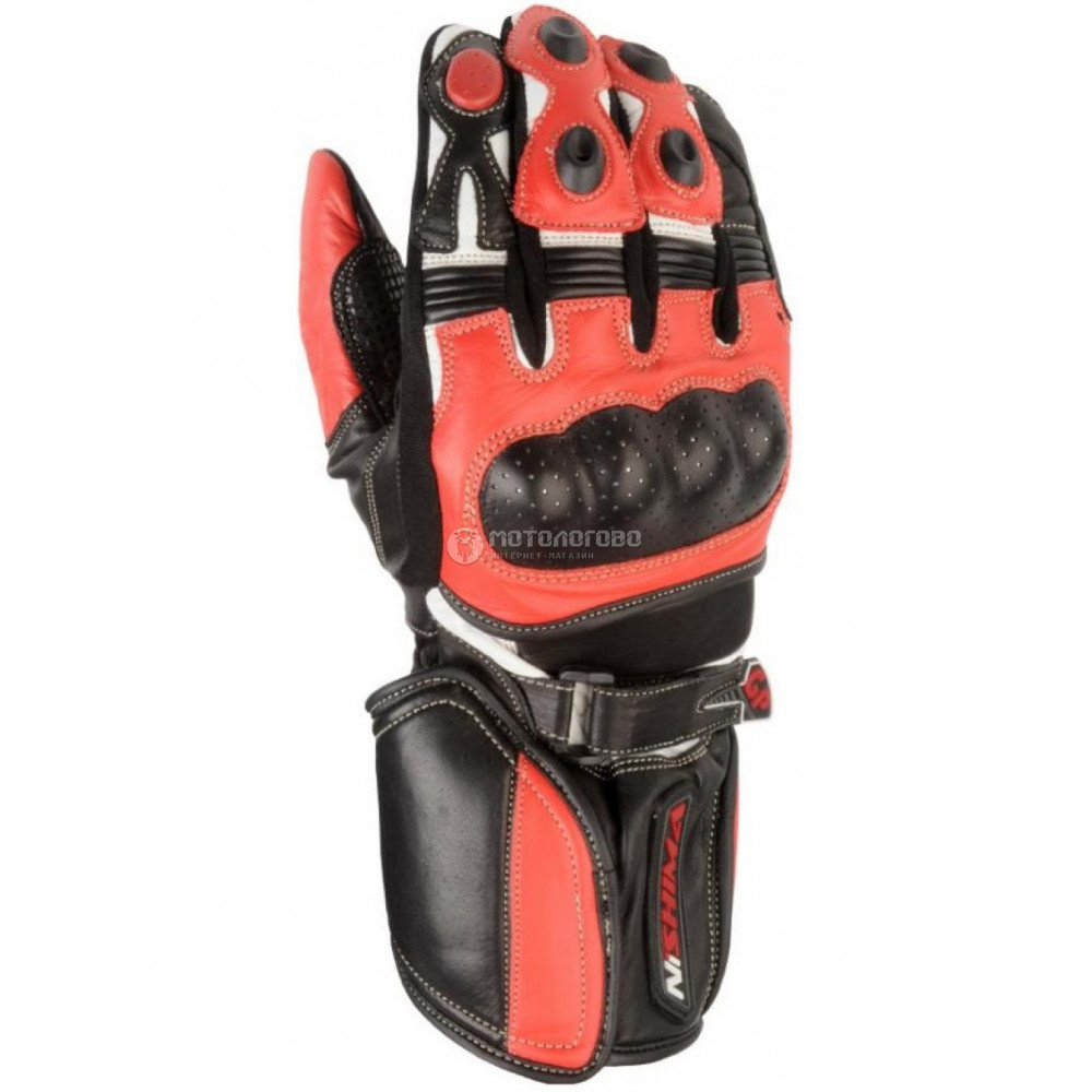 Перчатки Nitro ng-101 glove black/red