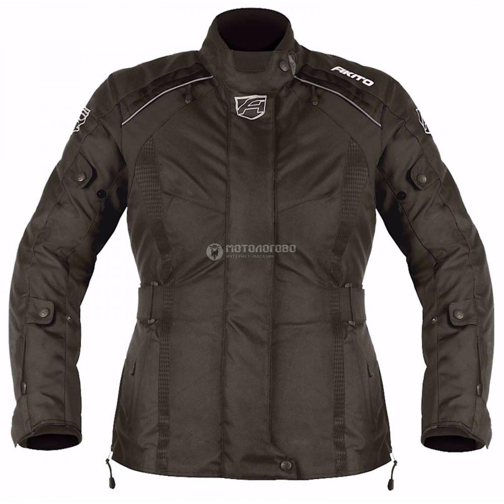 Куртка женская Akito tornado jkt blk