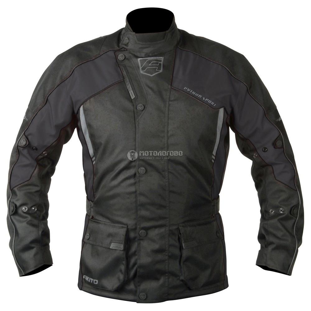 Куртка Akito python sport jkt black