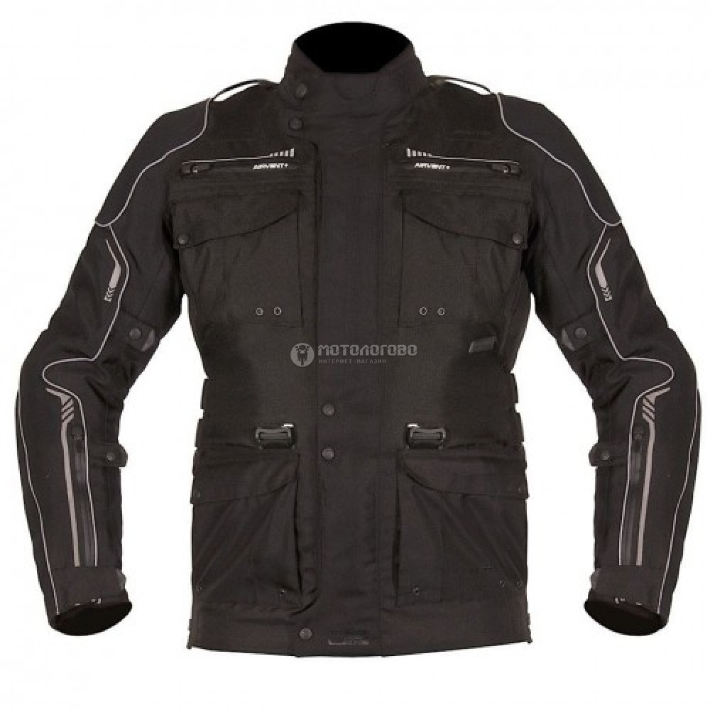 Куртка Akito latitude jkt blk