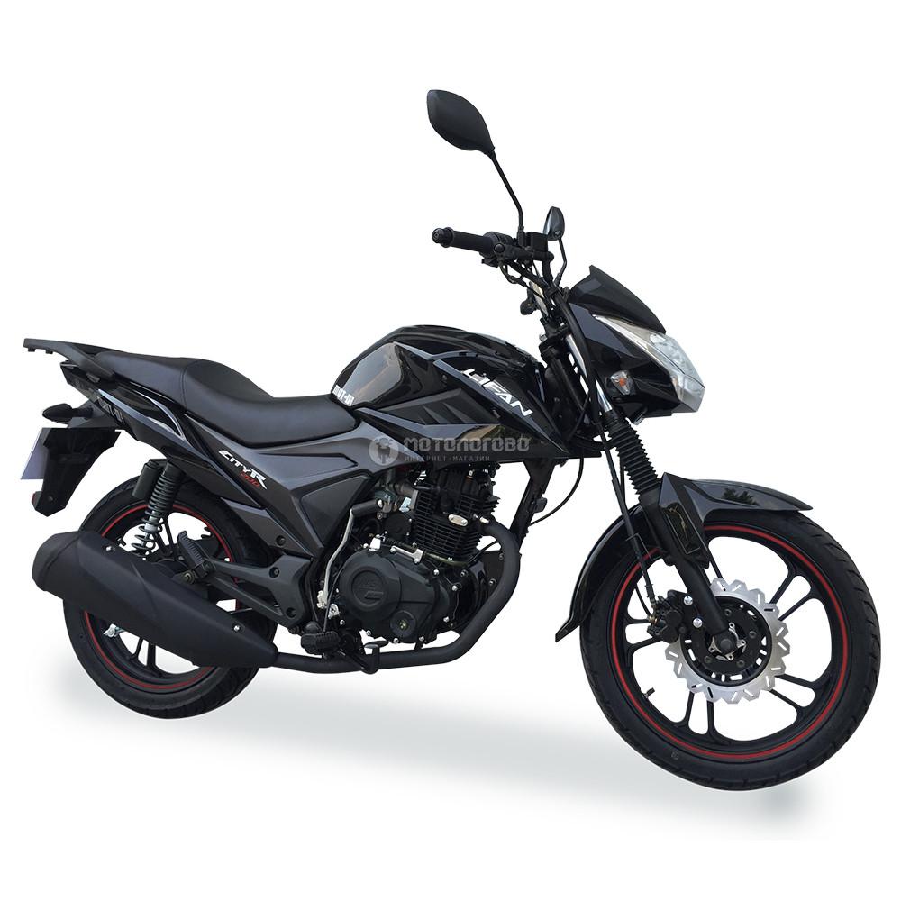 Мотоцикл Lifan 200 CiTyR