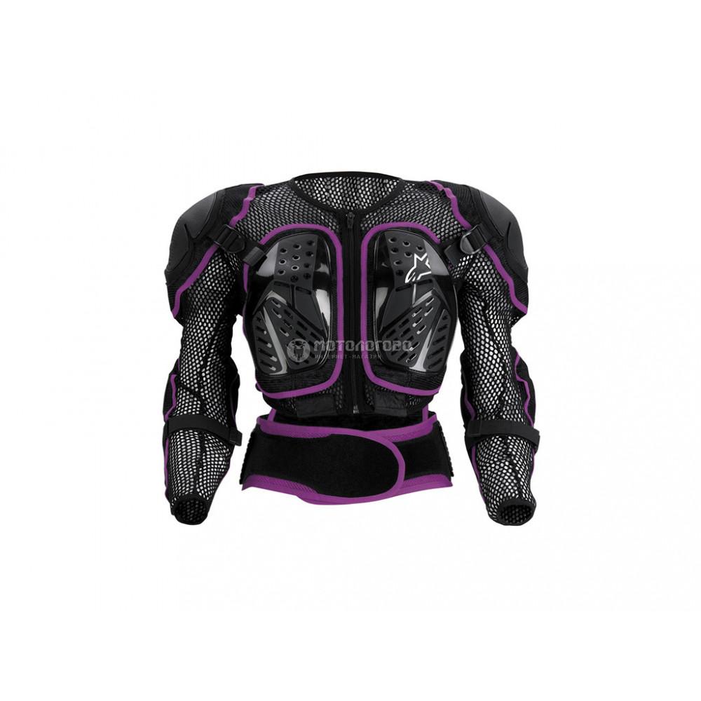 Защитная сетка (черепаха) женская Alpinestars Stella Bionic black/violet M