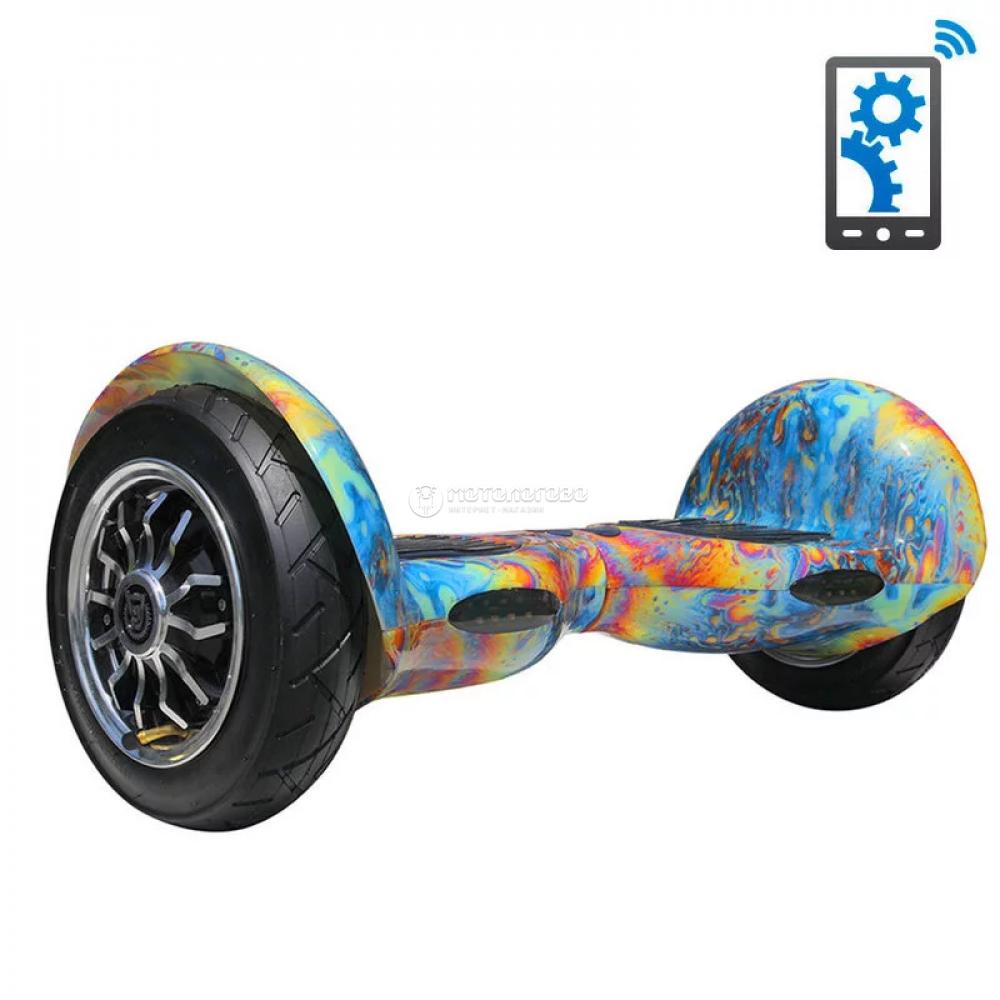 Гироборд Like.Bike X10i (deep space)