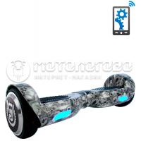 Гироборд Like.Bike X6i (black skull)