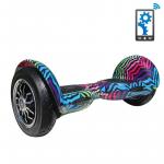 Гироборд Like.Bike X10i (crazy zebra)