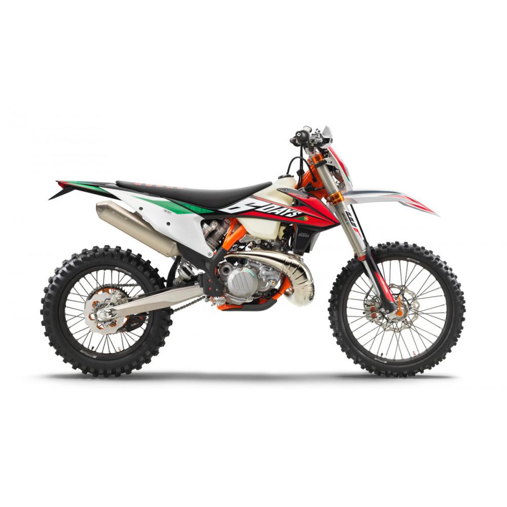 Мотоцикл KTM 300 EXC TPI SIX DAYS