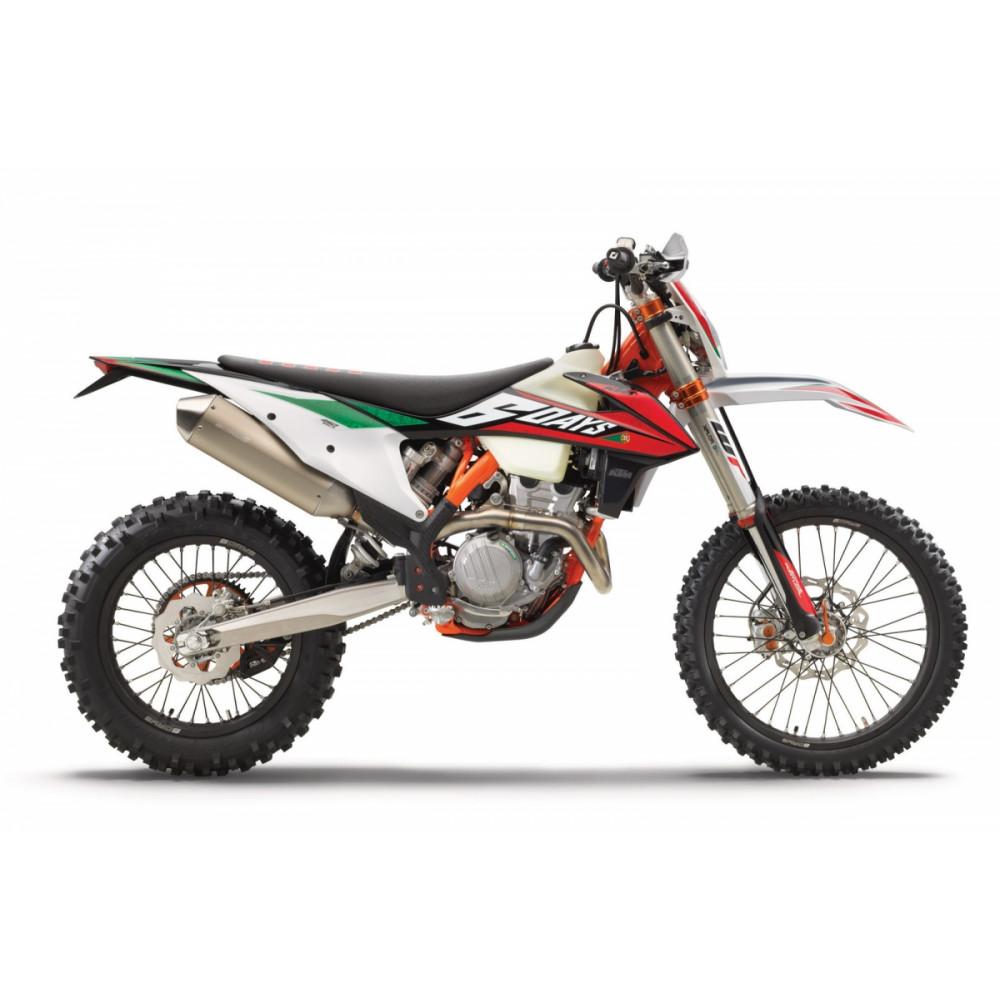Мотоцикл KTM 350 EXC-F SIX DAYS